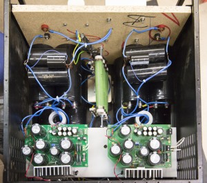 top view powersupply